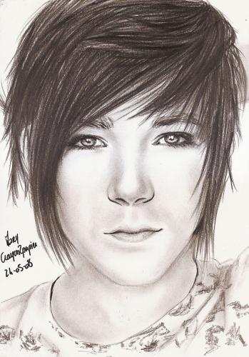 Alex McKee par crayon2papier